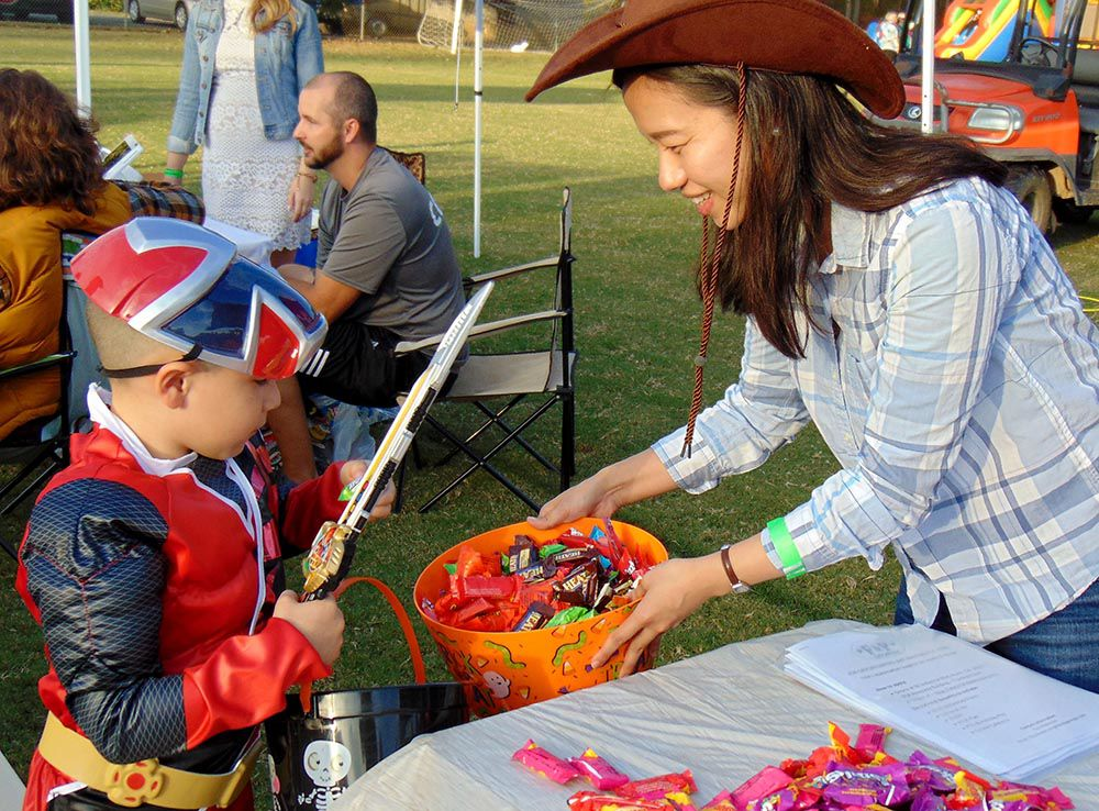 YMCA's 6th annual Boo Fest a big hit