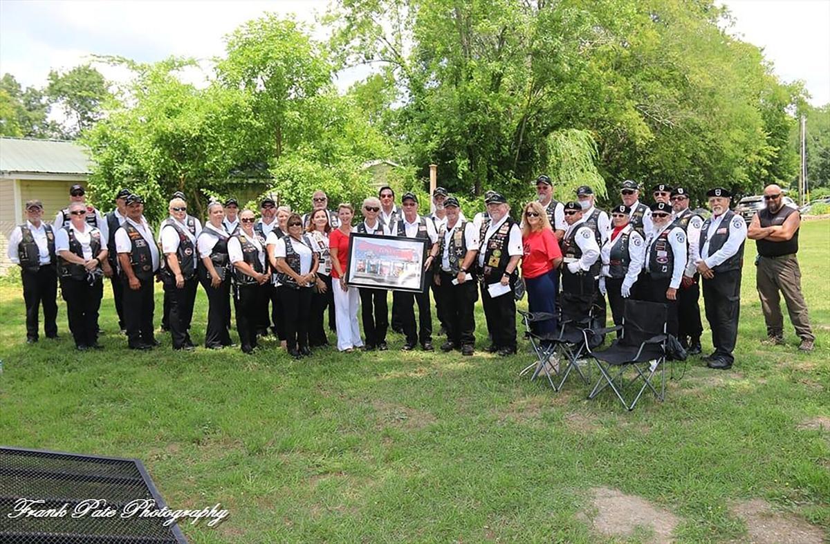 Fallen Five final memorial ride, Honor Park Fort Oglethorpe