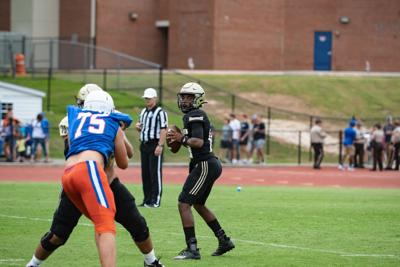 Calhoun rolls early versus Northwest, continues prepping for season this week