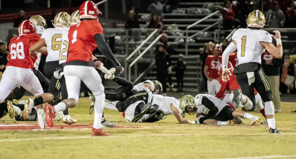Calhoun Football vs. LFO