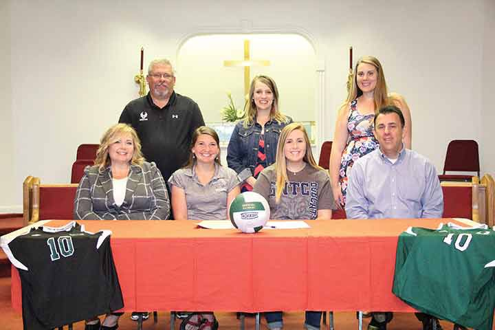 VOLLEYBALL: Lady Bobcats cross state lines to snag Berean Academy standout