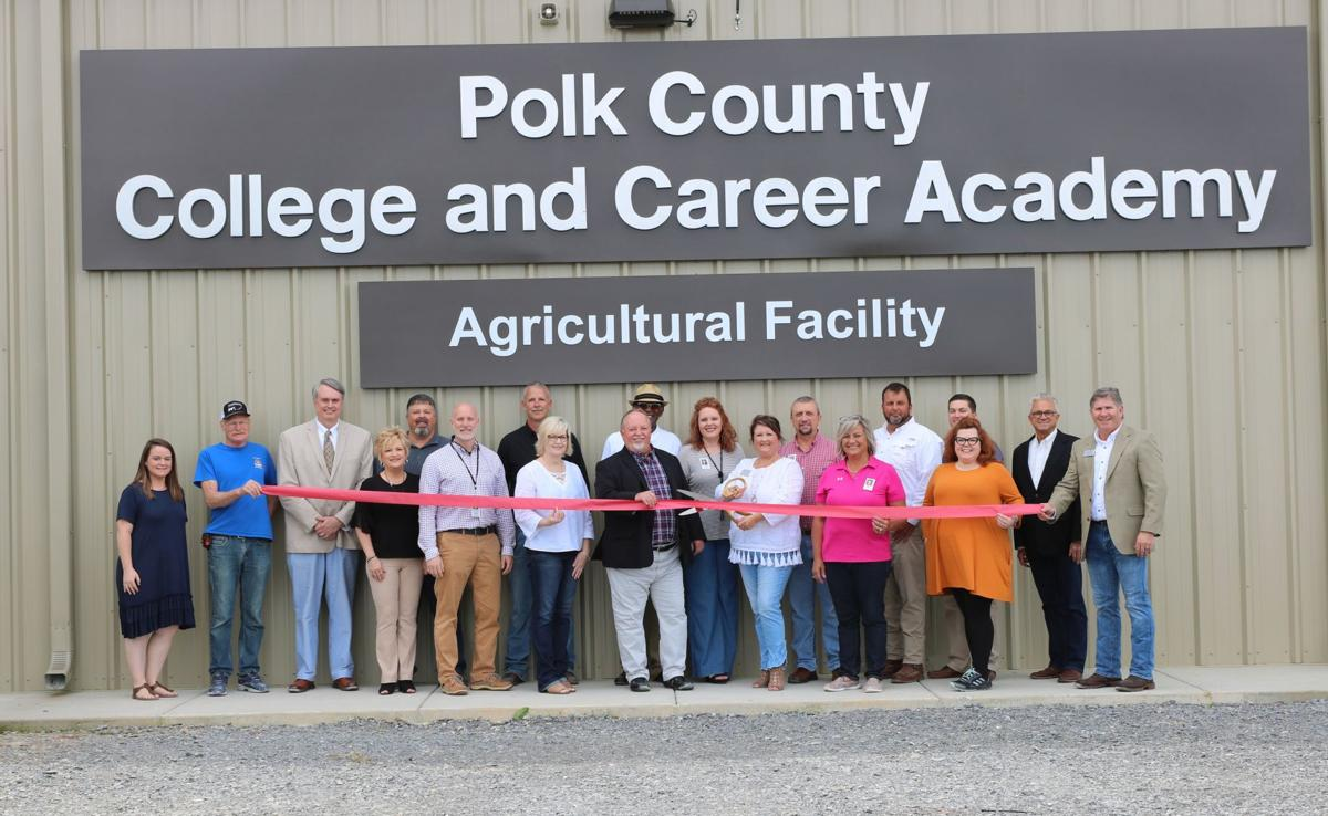 PCCCA Agricultural Facility Opening 2019