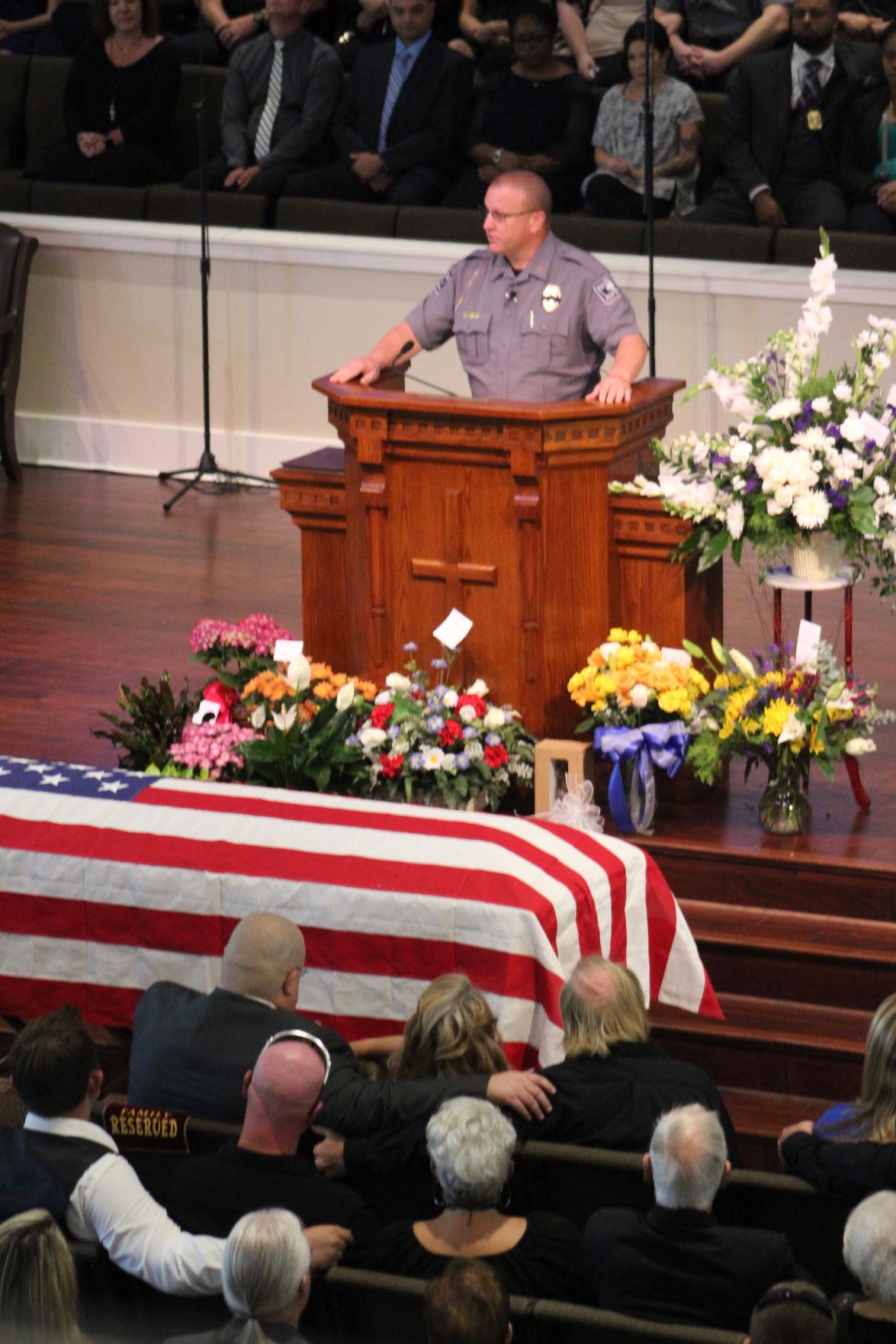 Honoring Polk County PD Det. Kristen Hearne
