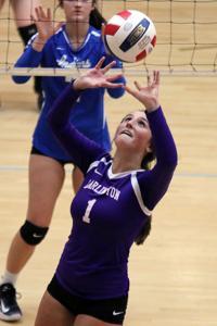 Darlington vs. Armuchee volleyball