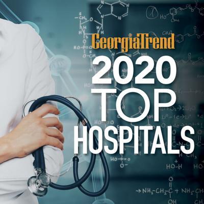 Georgia Trend 2020 hospital rankings