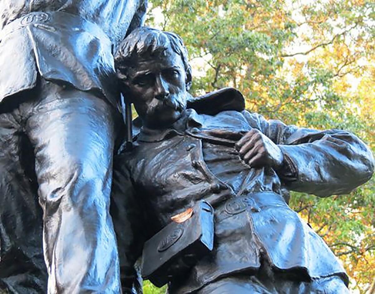 2nd Minnesota Monument Chickamauga Battlefield