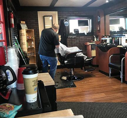 Gent's Classic Men's Haircuts