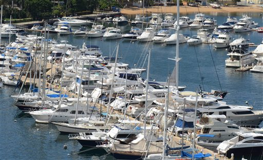 Mexico Boats Seized