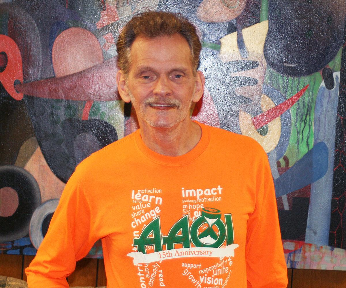 Frank Tant of AIDS Resource Council