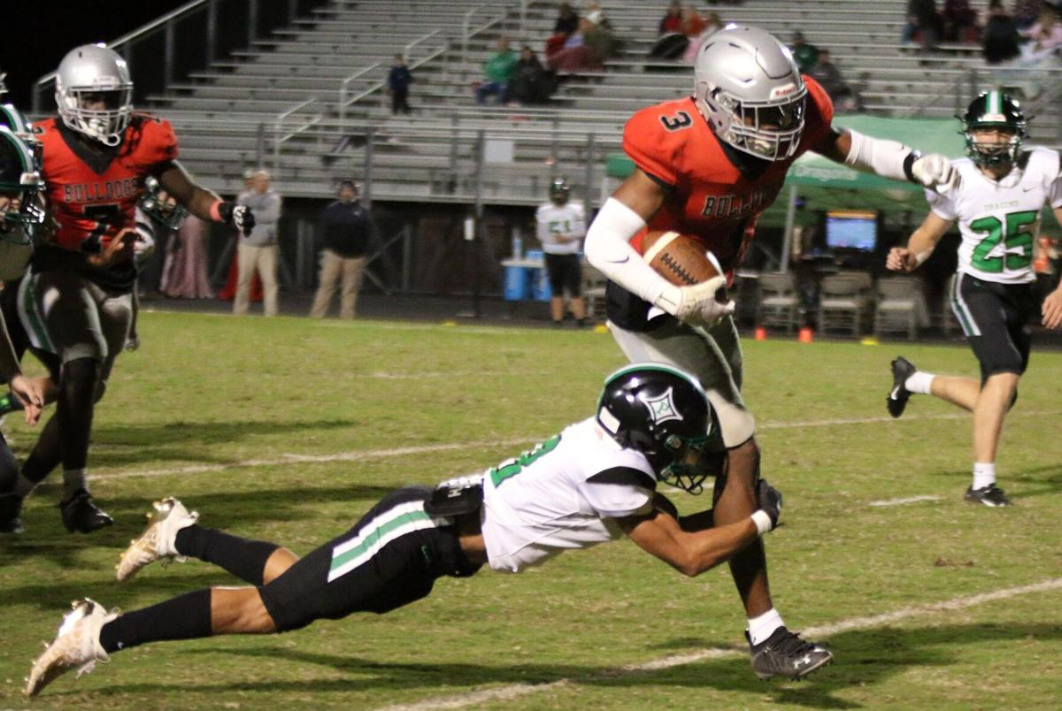 Cedartown forces six turnovers on way to 52-21 win over Pickens
