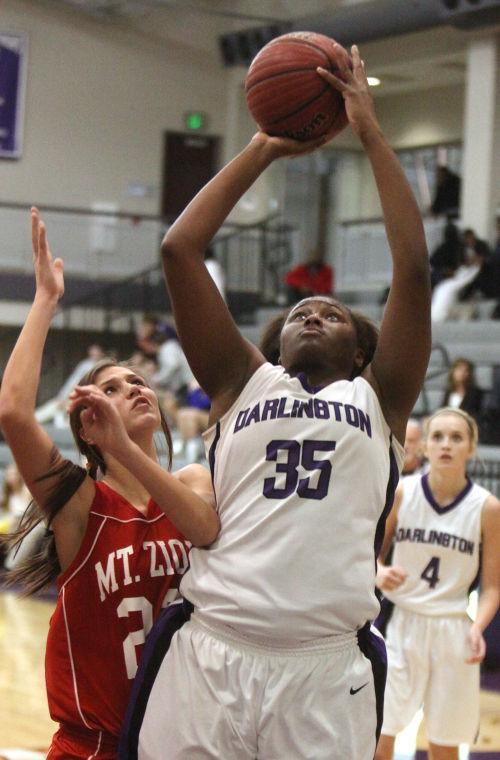 Darlington Girls Basketball