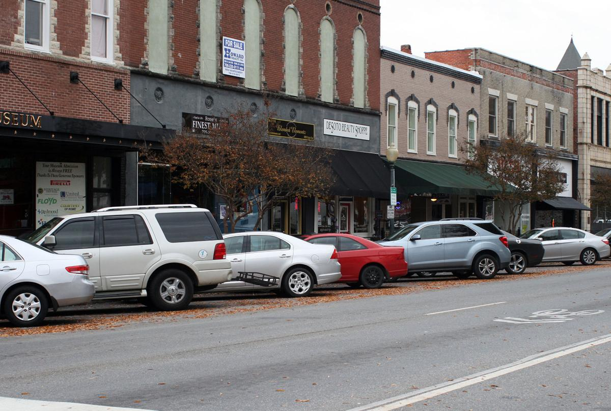 Parking on Broad Street