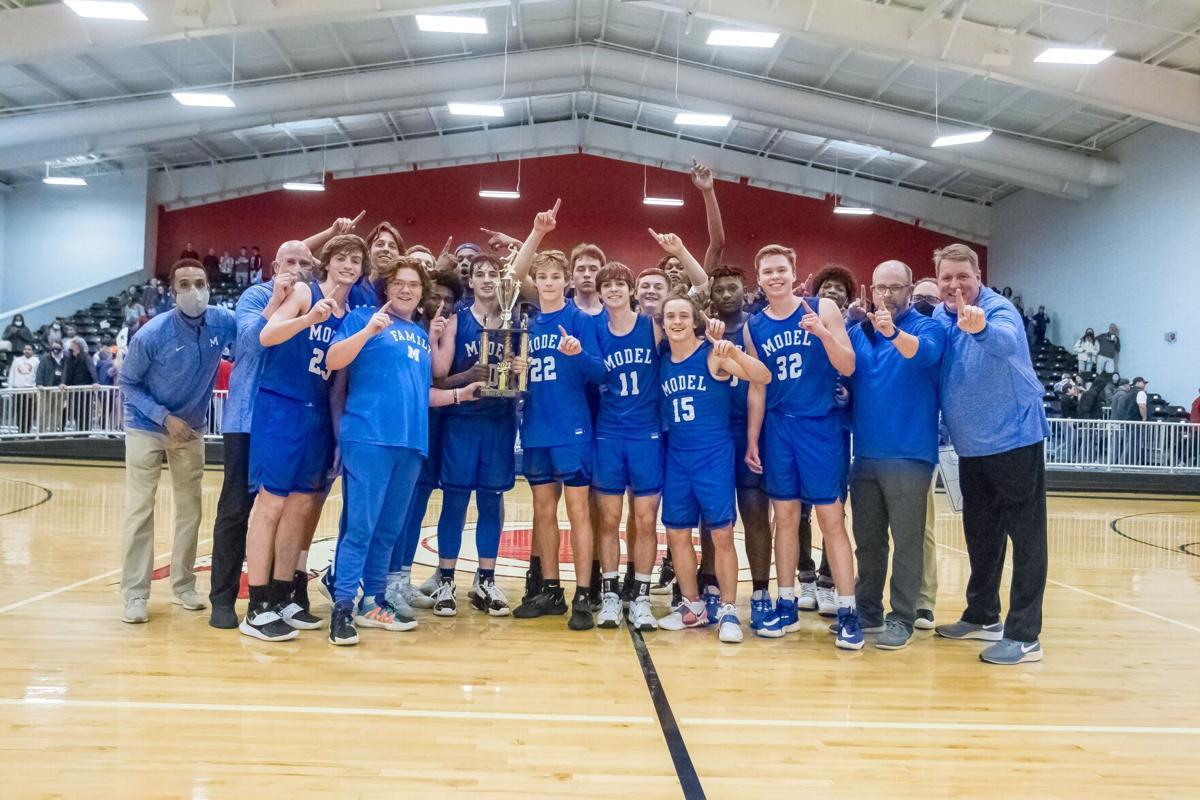 Model Basketball 2020-21 Region 7-AA Championship
