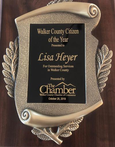 Citizen of Year award