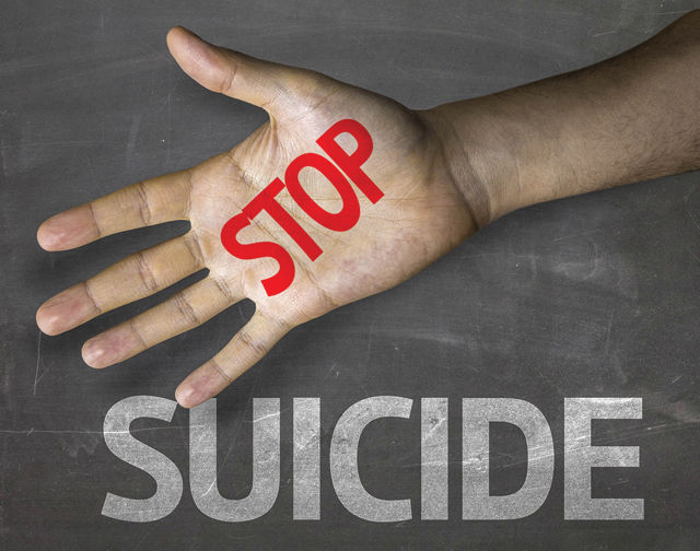 Know the Facts: Suicide can be prevented