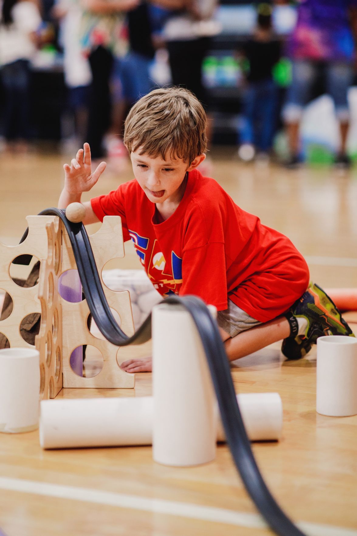 Creative Discovery Museum hosts STEAM Night at Main