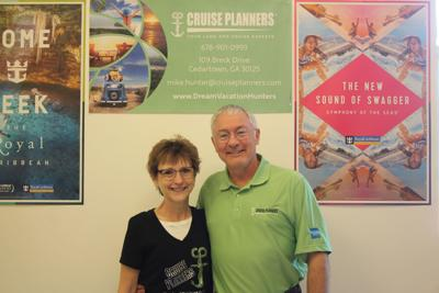 Cruise Planners of Cedartown - Sheri and Mike Hunter