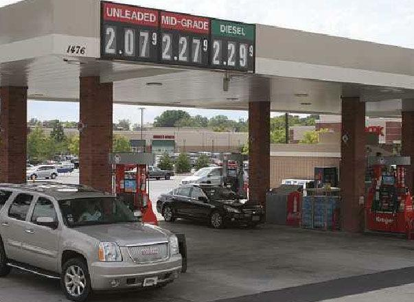 Gas Prices Falling In Rome Northwestgeorgianews Com