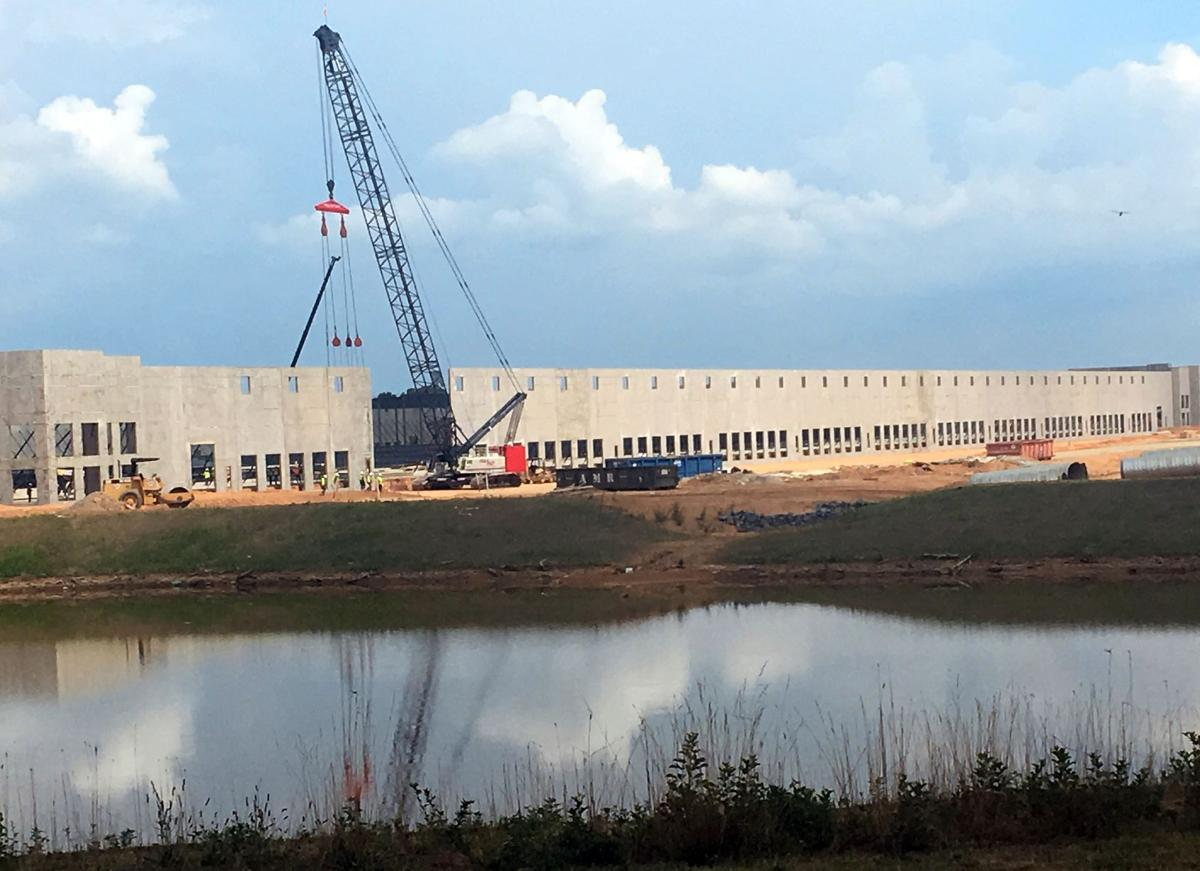 Georgia North Industrial Park growth
