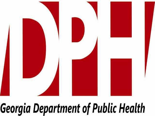 Georgia Department of Public Health GDPH logo