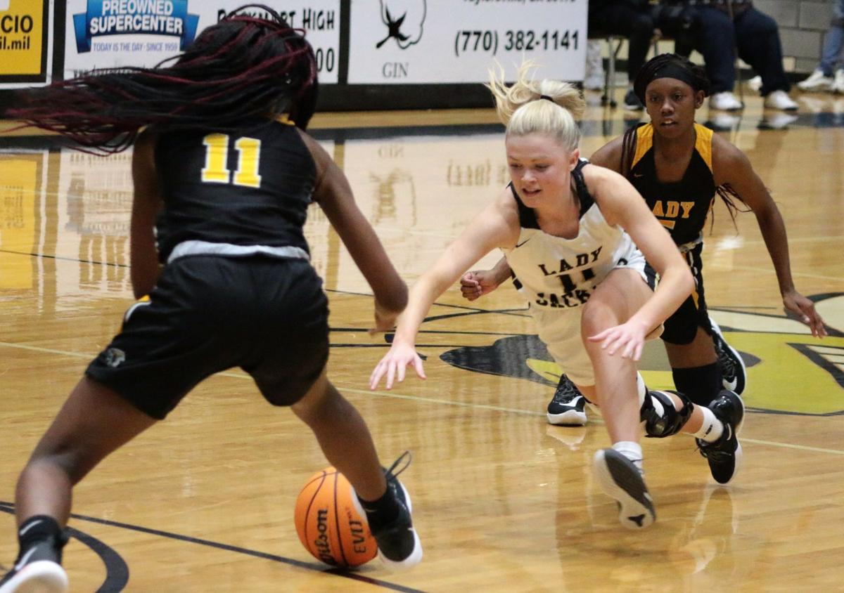 Rockmart Girls' Basketball