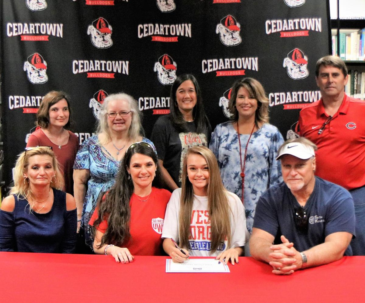 Grayson Smith signs with UWG