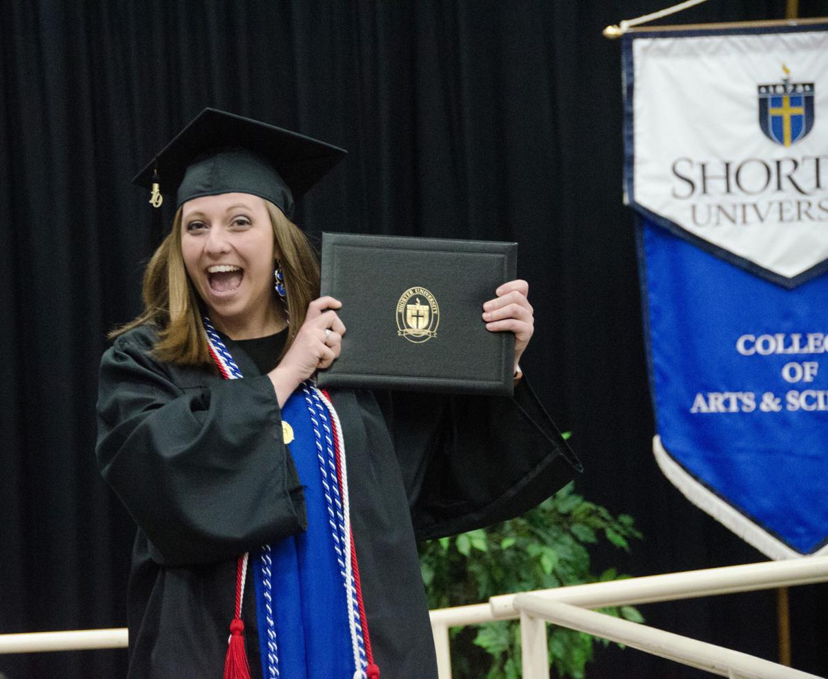 Shorter University hosts 2019 commencement