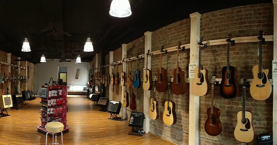 Small Business Snapshot: Broad Street Guitars