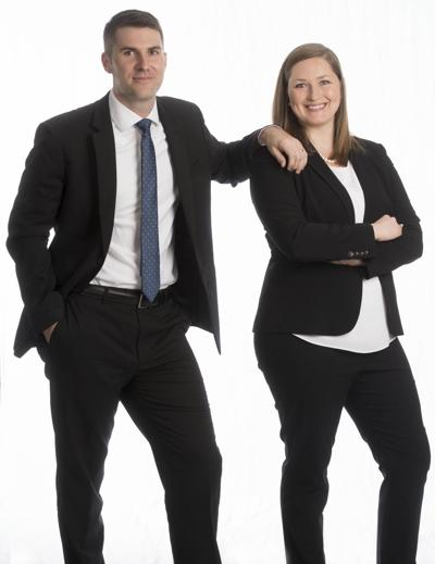 Luke and Sarah Martin