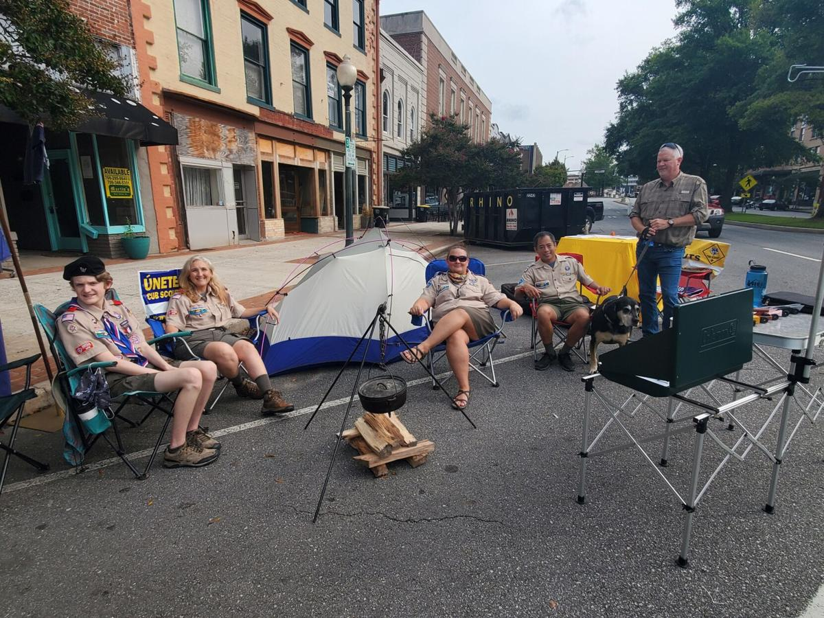 copy of International PARK(ing) Day on Broad