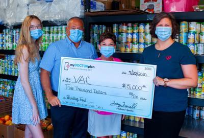 myDOCTORplan donates to VAC