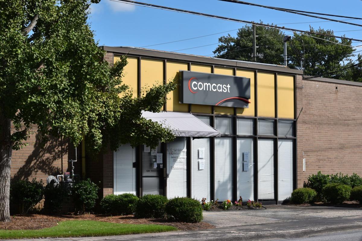 Comcast service center in Rome 'temporarily' closed