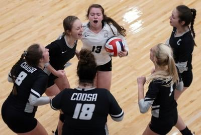 Coosa Volleyball