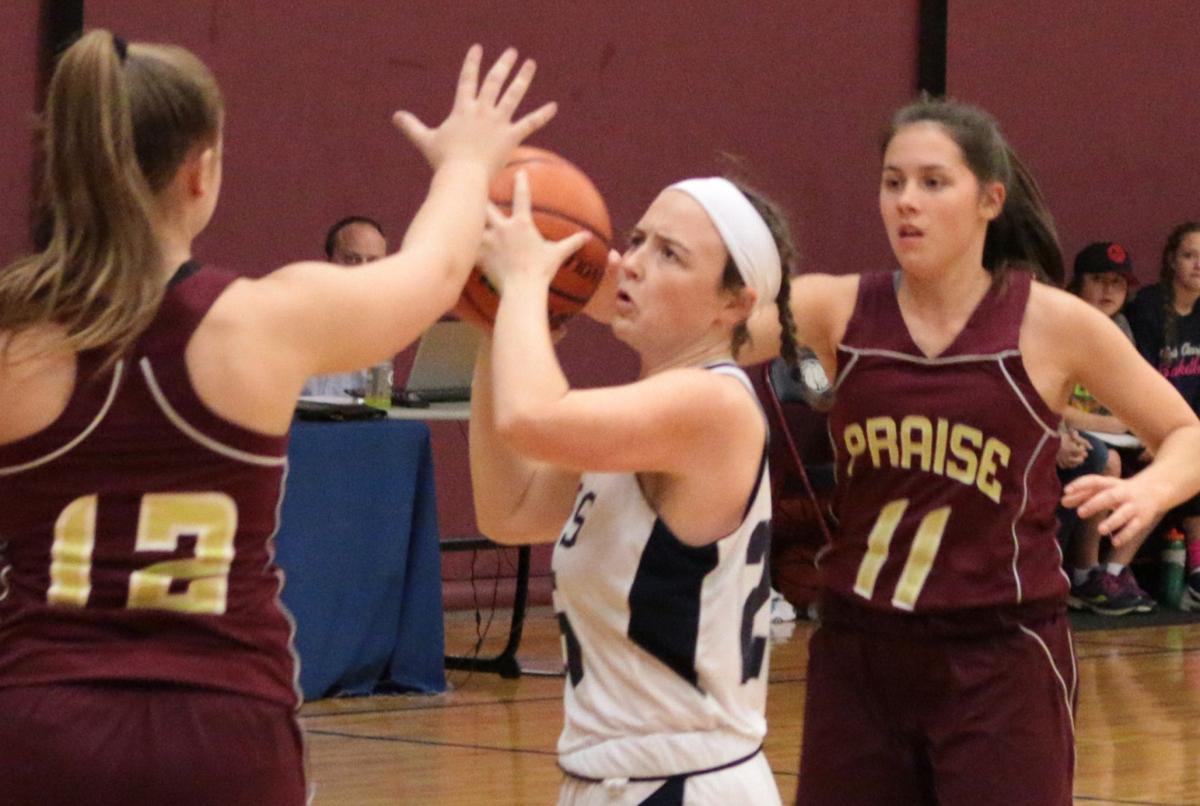 Unity Christian Basketball