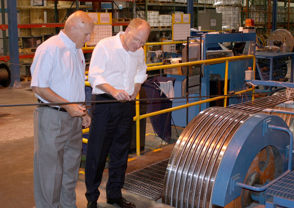 Brugg Lifting vice president sees potential for additional growth ...