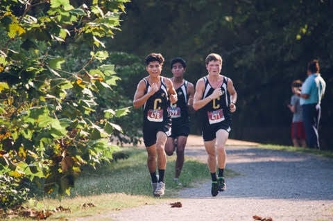 Calhoun cross country logs historic day at Rome All-Area Meet