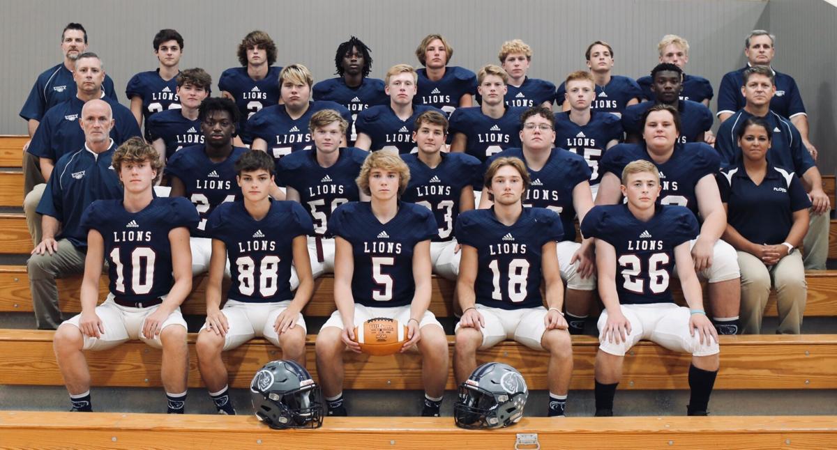 Unity Christian Football 2020 team photo