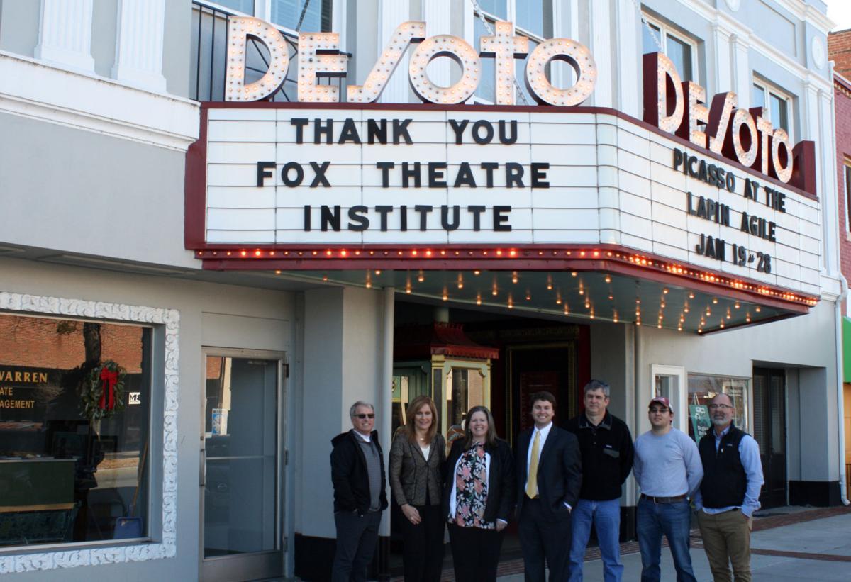 DeSoto Theatre January 29, 2018