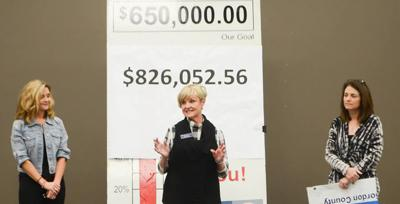 United Way Of Gordon County Surpes 2017 Record Breaking Campaign Pledge Total
