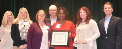 Hamilton wins Quality and Patient Safety Award