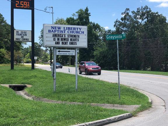 Graysville Road