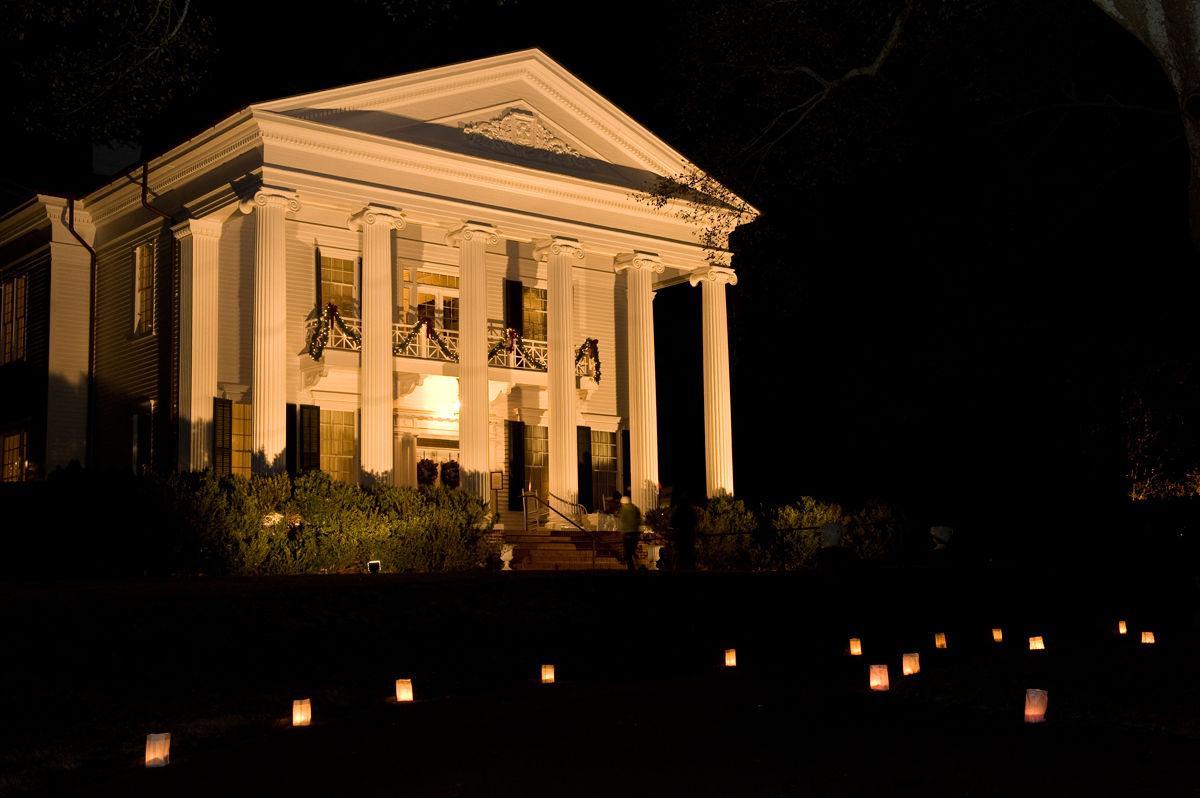 Candles and Carols at Oak Hill