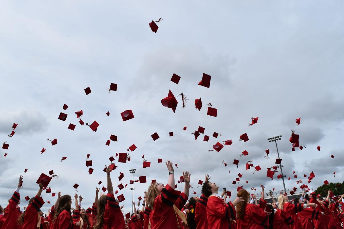 Sonoraville High School 2021 graduation ceremony