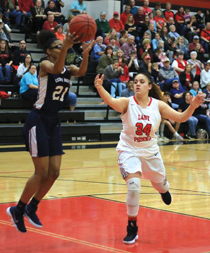 Sonoraville's Maliyah Parks