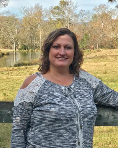 Tish Edwards, District Program Assistant for the Coosa River Conservation District