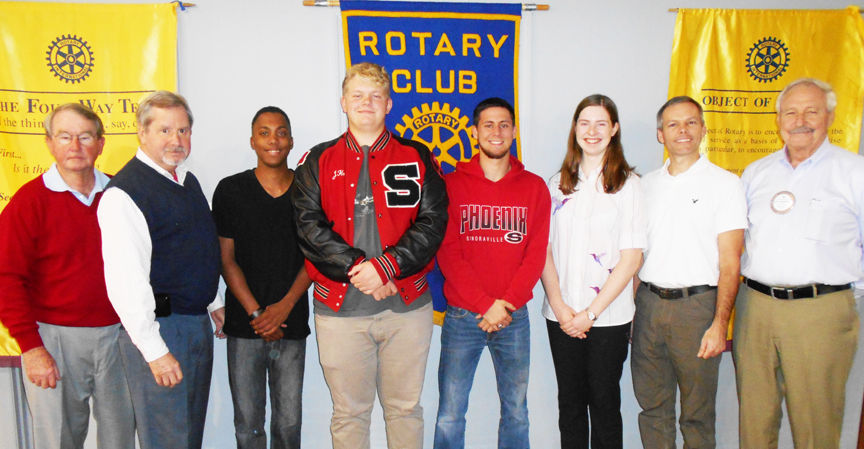 Peace through understanding- a hallmark of the Georgia Rotary Student program