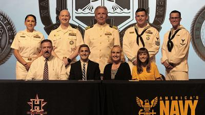 Forged by the sea: Ryan Craft appointed to U.S. Naval Academy