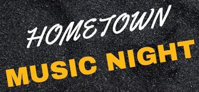 hometown music night logo