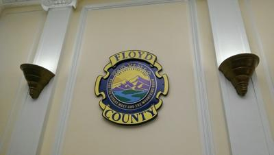 Floyd County Commission - Logo