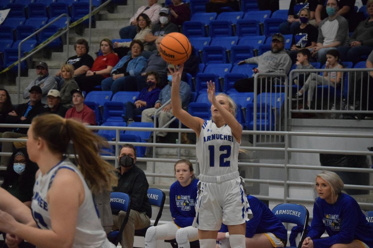 Armuchee's Chloe Purdy vs. ACE Charter - GHSA First Round State Playoffs